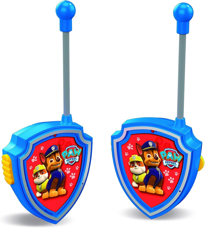 Amazon.es: Paw Patrol-Set de 2 walkies talkies para niños(Cefa ...