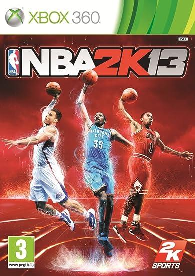 Take-Two Interactive NBA 2K13, Xbox 360 - Juego (Xbox 360): Amazon.es: Videojuegos
