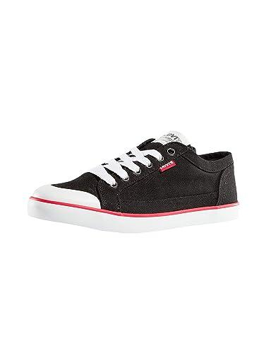 ec2df599e13df Levi s® Femme Chaussures Baskets Sneakers  Amazon.fr  Chaussures et Sacs
