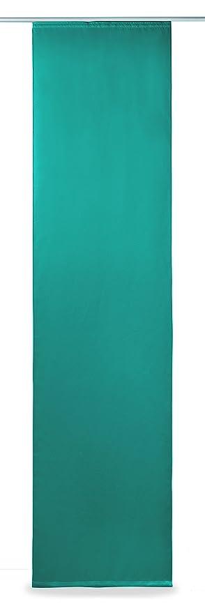 Verdunklung Schiebegardine blackout ca 60x245 cm Flächenvorhang Vorhang Gardine