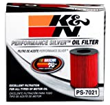 K&N PS-7021 Pro-Series Oil Filter Fit For Toyota