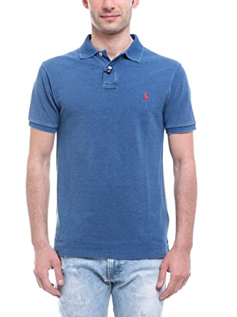 Ralph Lauren Polo Shirt IN Green Cotton, Hombre, Talla XL.: Amazon ...