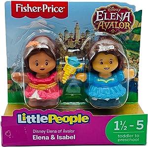 Little People Fisher-Price Disney Elena of Avalor & Isabel