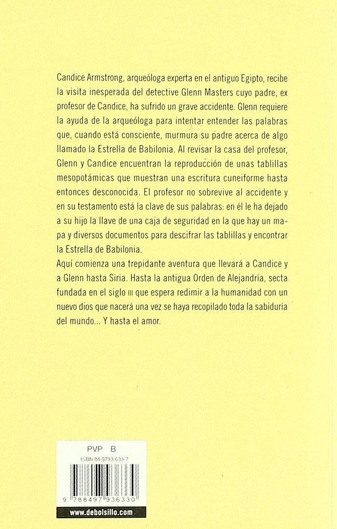 La Estrella de Babilonia/ Star of Babylon (Best Seller) (Spanish Edition)