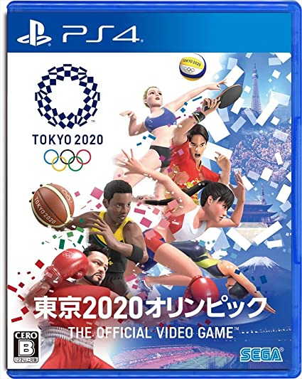 Olympic Games 2020.Olympic Games Tokyo 2020 The Official Video Game Japan Import
