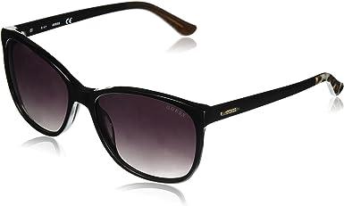 TALLA 58.0. Guess Monturas de gafas Unisex Adulto
