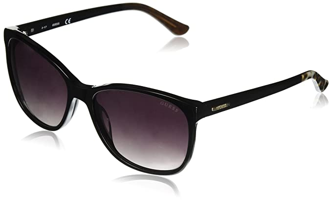 Amazon.com: Guess acetato de la mujer Soft Cat-eye cuadrado ...