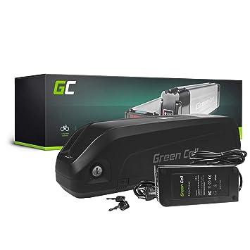 GC® Batería E-Bike 48V 14.5Ah 696Wh Pedelec Down Tube con Celdas Panasonic y Cargador