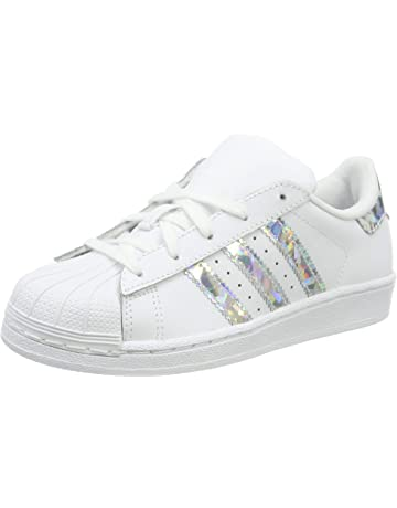 brand new e77a4 1f4ca ... Chaussures de Gymnastique Homme. adidas Superstar C, Basket Mode Fille