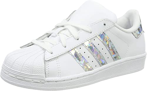 adidas Superstar C, Basket Mode Fille