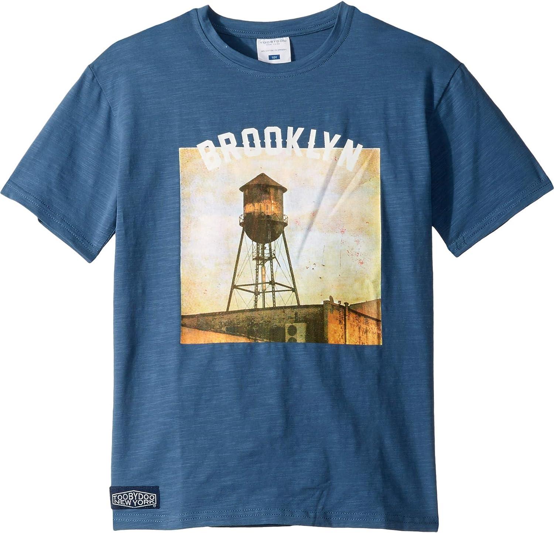 Toddler//Little Kids//Big Kids Toobydoo Baby Boys Brooklyn Tee