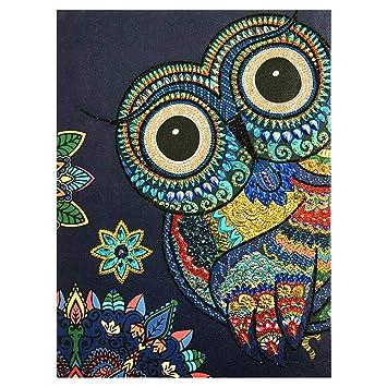 5D DIY Special Shaped Diamond Painting Animal Embroidery Mosaic Kits Wall Decor