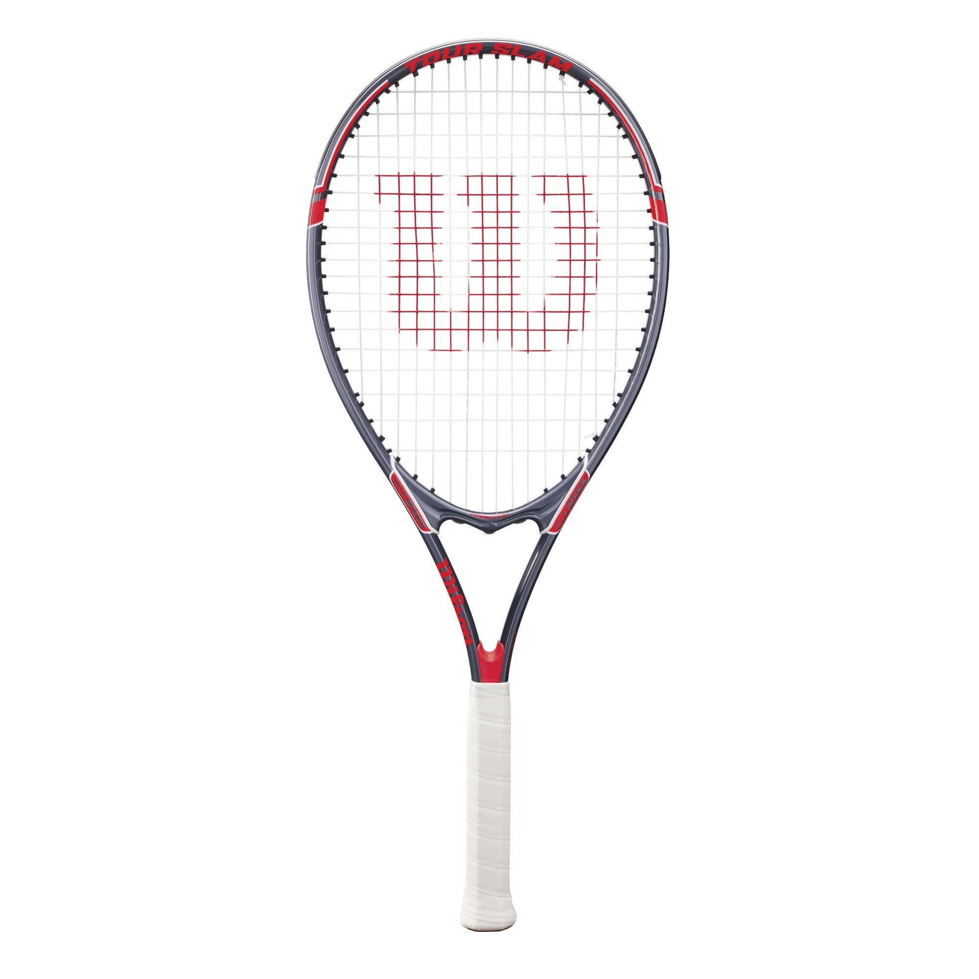 Wilson Tour Slam Red/Black, 4 3/8''
