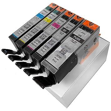 Amazon.com: Canon OEM PGI-280 - Cartuchos de tinta para ...