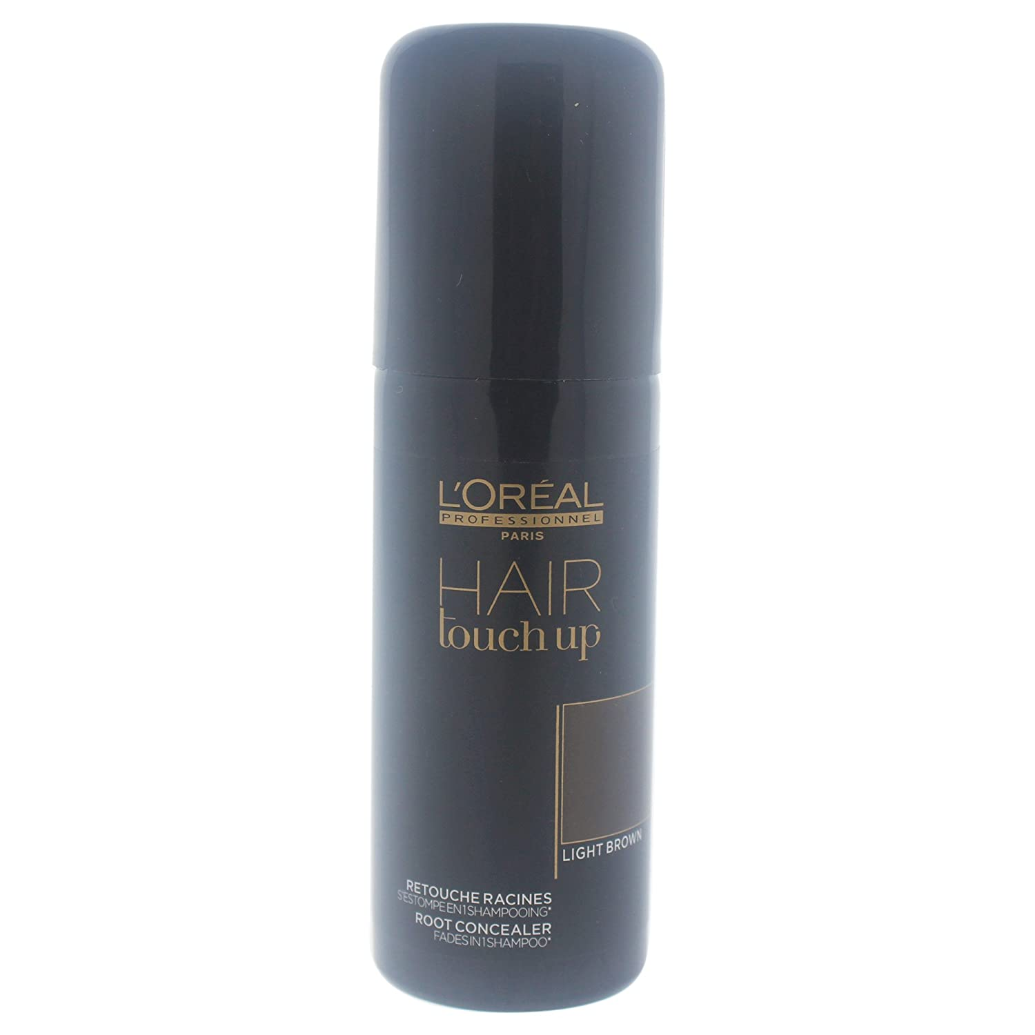 Hair Touch Up Root Concealer Spray - Light Brown L'Oreal Professional E14347