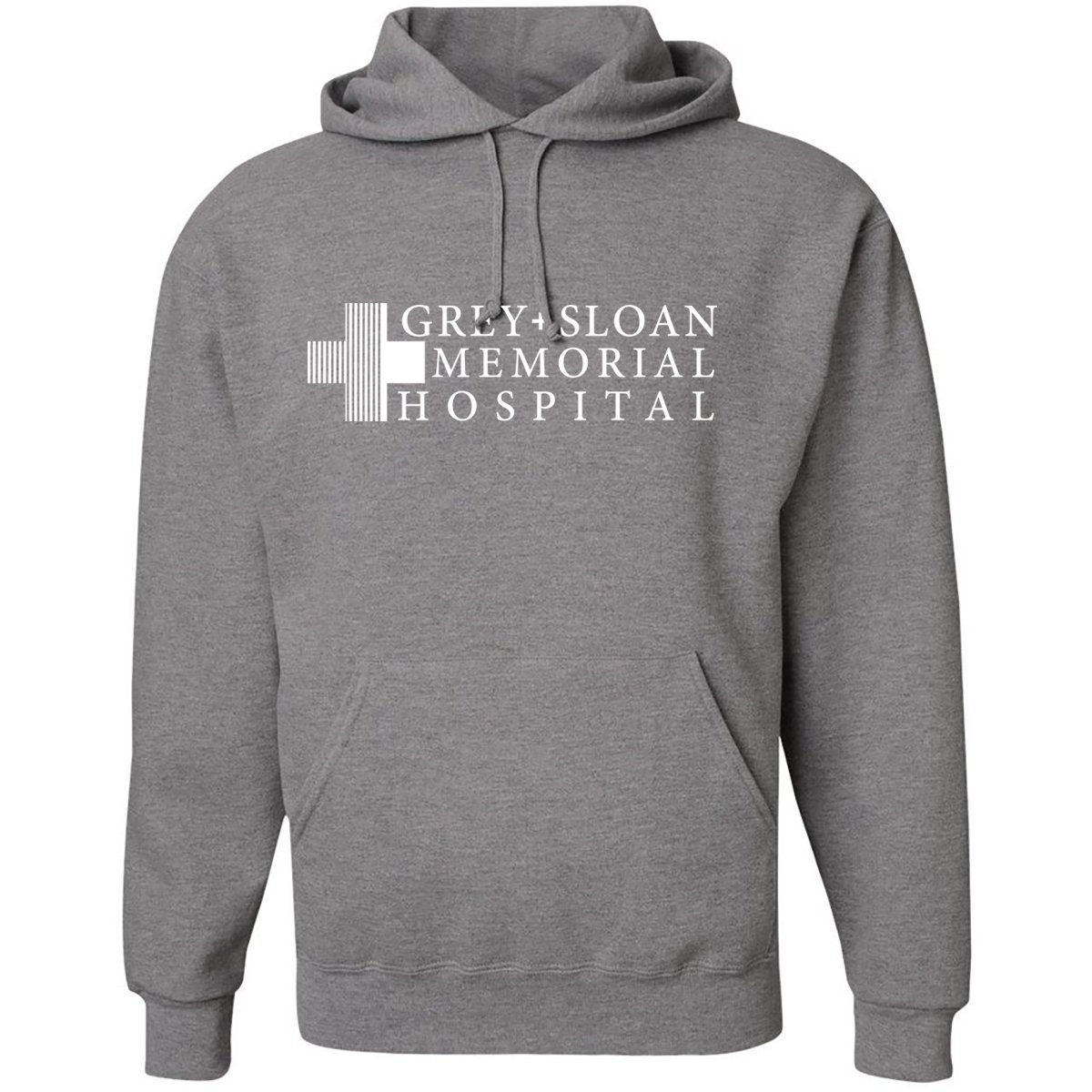 Grey Sloan Memorial Hospital Hooded Sweater Pullover Premium Qu Shirts