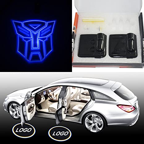 Spoya Blue The Transformers Autobots - Proyector de luz LED para ...