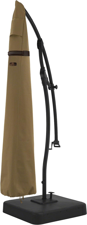 Classic Accessories Hickory Offset Patio Umbrella Cover