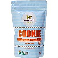 Cookie Cacau e Canela sem Glúten Orgânico Monama 90g
