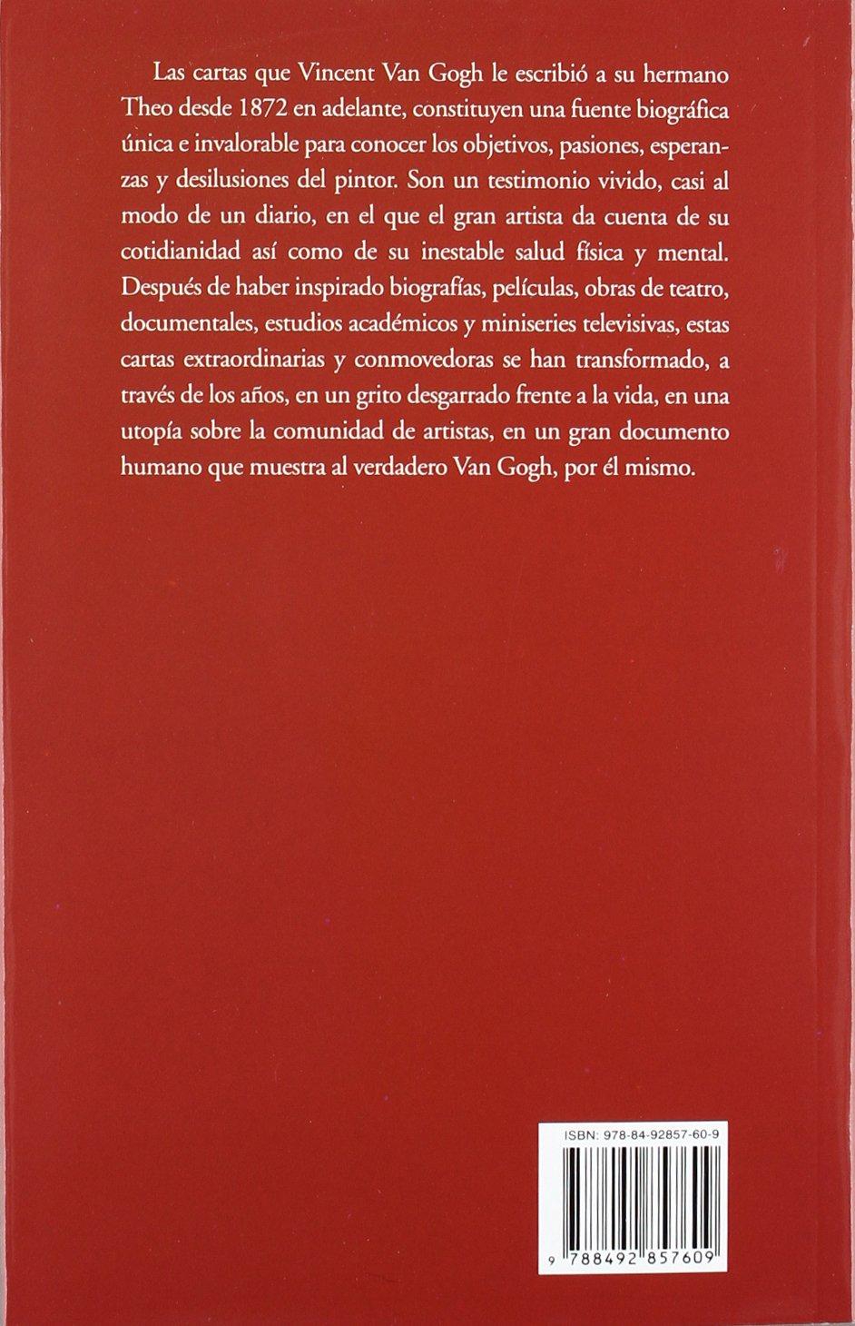 Cartas a Theo (Biografías y testimonios): Amazon.es: Vincent ...