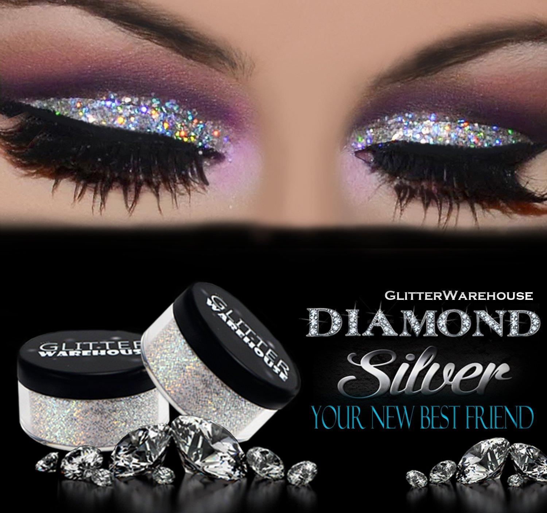 glitterwarehouse glitter for eyeshadow eye shadow shimmer makeup powder 641752945814 ebay. Black Bedroom Furniture Sets. Home Design Ideas
