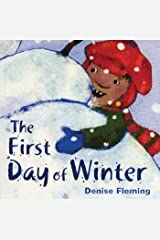 The First Day of Winter Kindle Edition