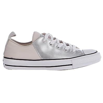 883747646e3a Converse Chuck Taylor All Star Shoreline Mouse Black White Lace-Up Sneaker -