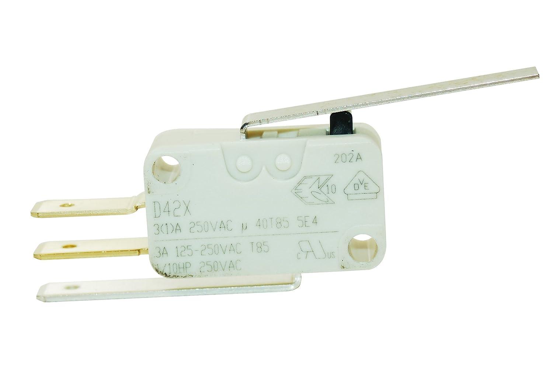 Genuine Part Number 1886870100 Beko Belling Dishwasher Interference Filter