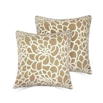 Amazon Set Of 40 Throw Pillow Covers Coastal Cushions 40 Custom Zippered Decorative Pillow Covers