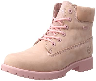 40cu201-300760, Desert Boots Femme, Rose (Rosa), 36 EUDockers by Gerli