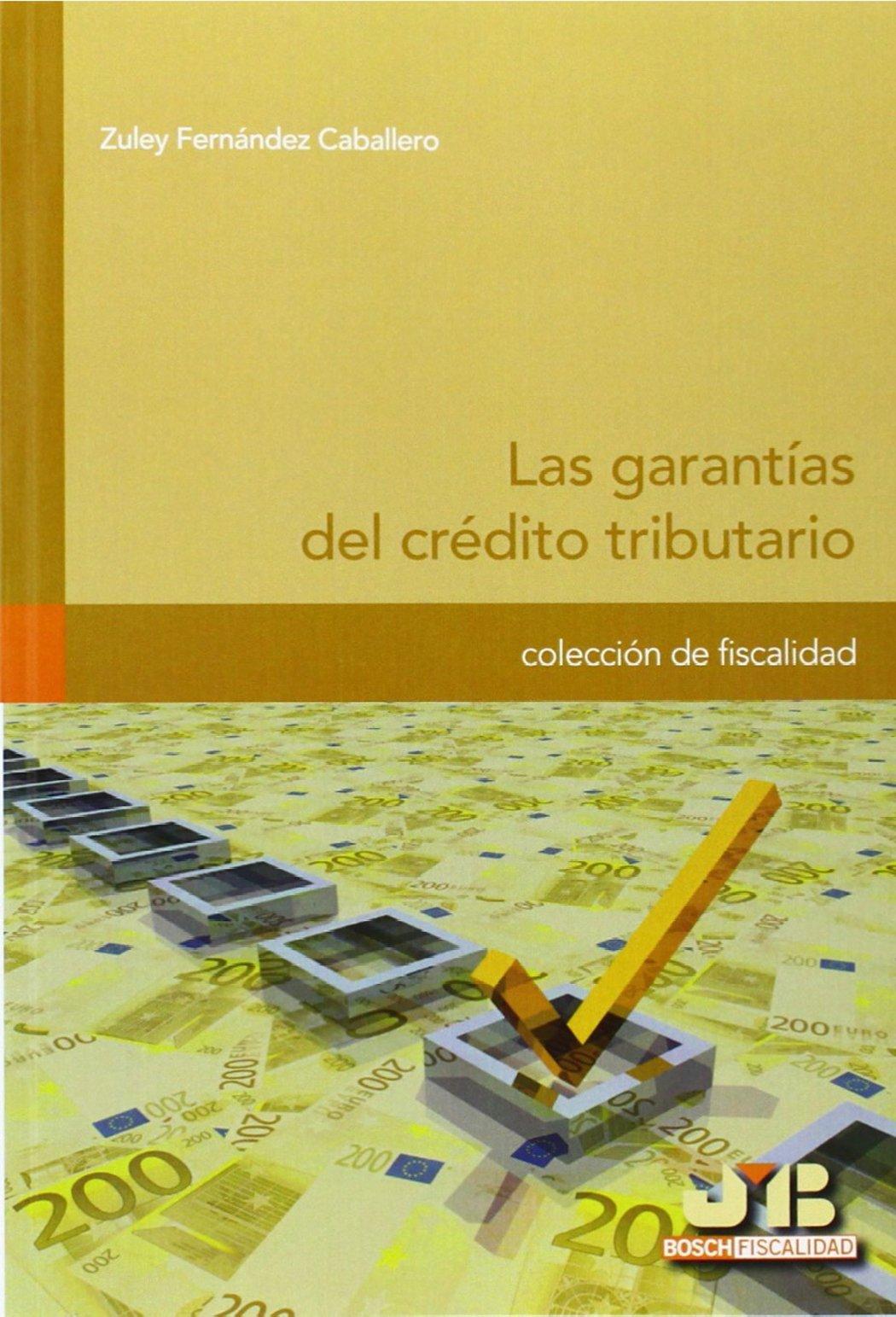 Las garantías del crédito tributario Bosch Fiscalidad: Amazon.es: Zuley Fernández Caballero: Libros