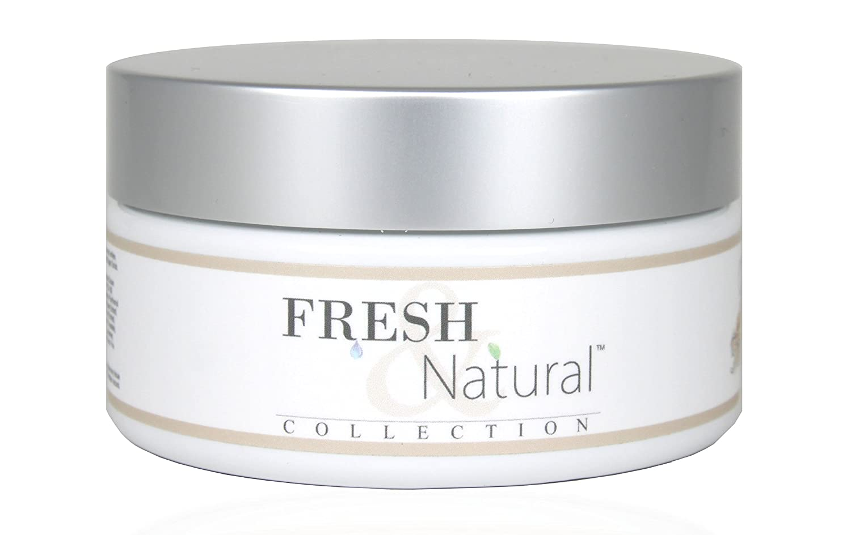 Fresh Natural Skin Care Sugar Scrub Oatmeal Milk Honey 8 Ounce