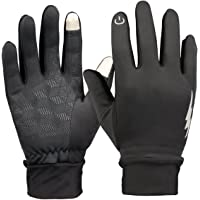 HiCool Winter Gloves, Touch Screen Gloves Thermal Cycling Gloves Driving Gloves for Men and Women