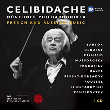 Celibidache Volume 3: French and Russian Music