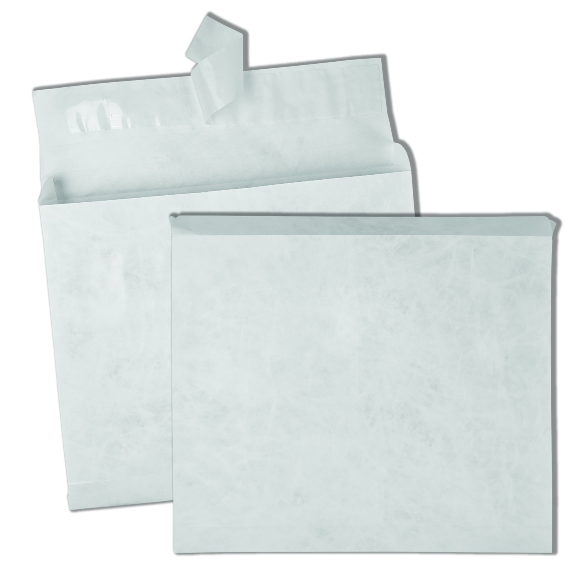 Survivor R4430 Tyvek Expansion Mailer, 10 x 13 x 2, White, 18lb (Case of 100)
