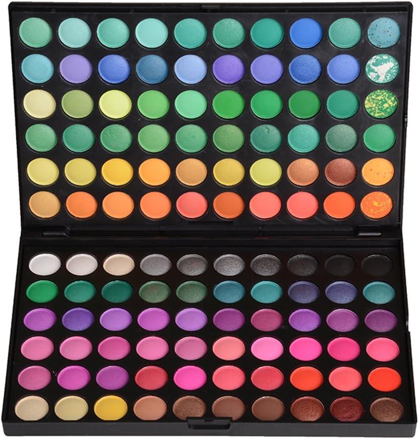 JasCherry Paleta de Sombras de Ojos 120 Colores