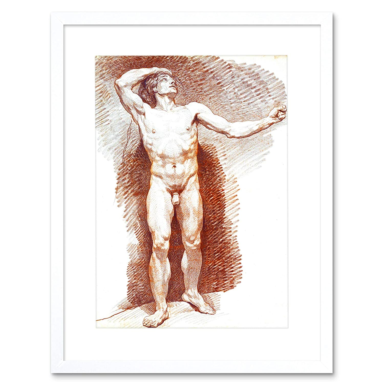 Nude male sketch Nude Photos 14