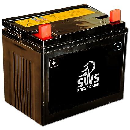 Batería para todos los cortacésped MTD de 12 V, 16 Ah 280 para MTD y