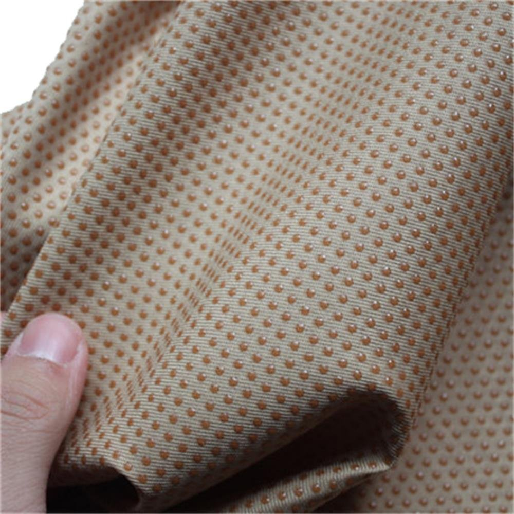 Anti Slip Fabric with Silica Gel Dots Sold by Meter for Sewing Non