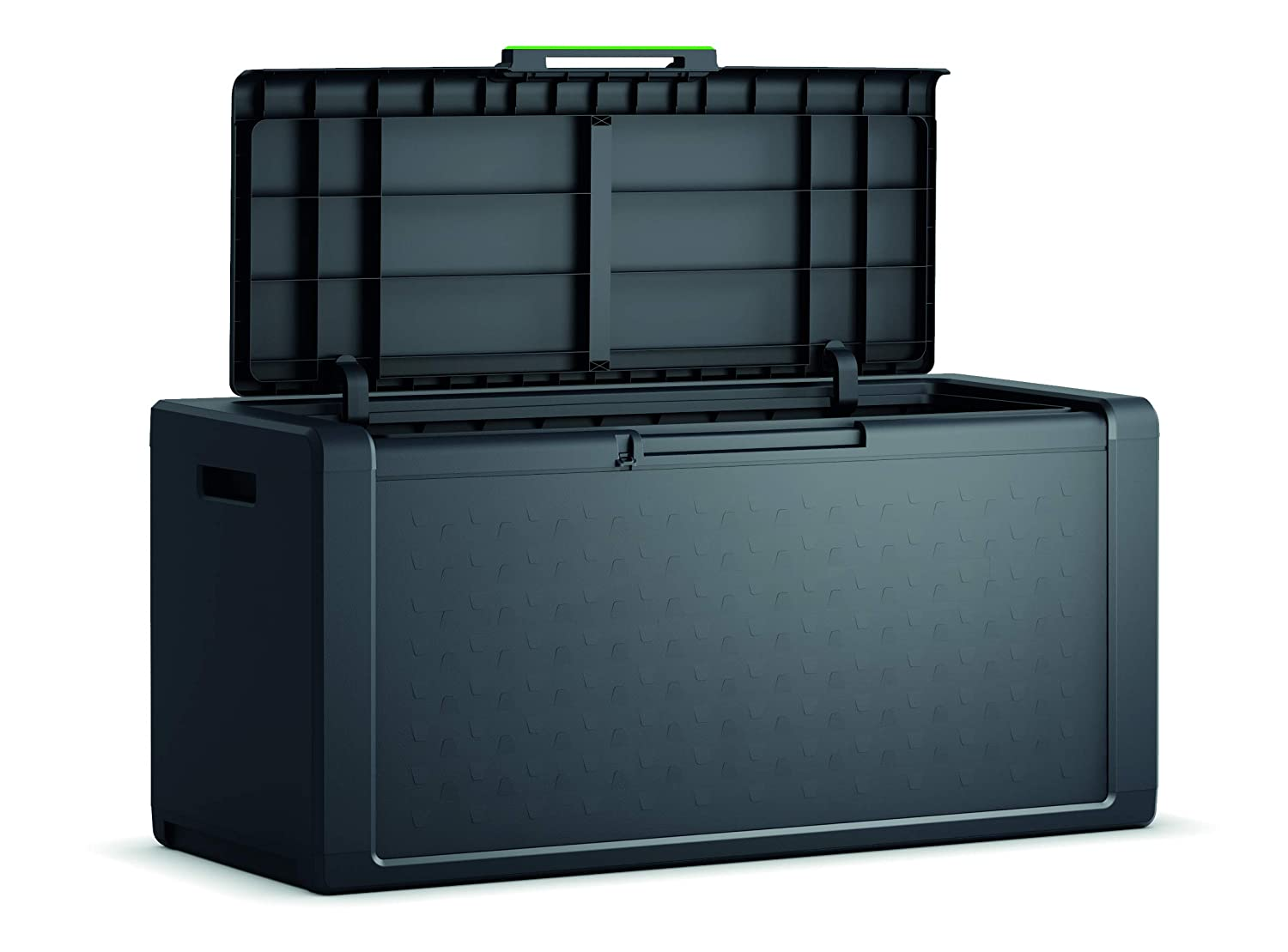Cassone Multiuso Impermeabile Cert Ipx1-118X49X55H Antracite Keter Moby Chest
