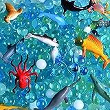 Water Beads Sea Animals Tactile Sensory Experience Kit