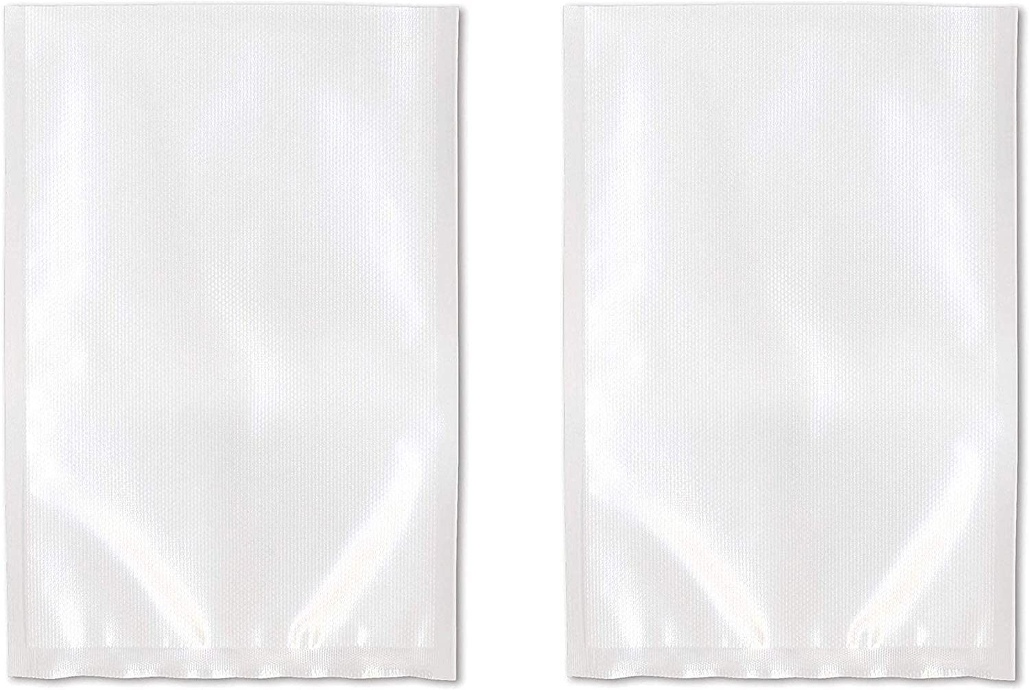 Weston 8-by-12-Inch Vacuum-Sealer Food Bags, 100 Count 30-0101-W , Set of 2