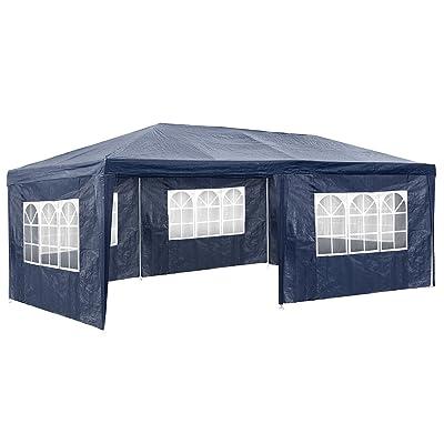TecTake Tonnelle Tente Gazebo Pavillon de Jardin d\'événement pour ...