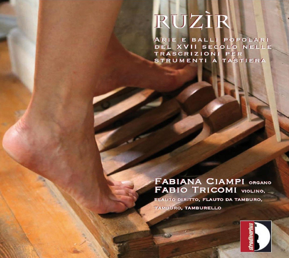 CD : FABIO TRICONI - FABIANA CIAMPI - Ruzir (CD)
