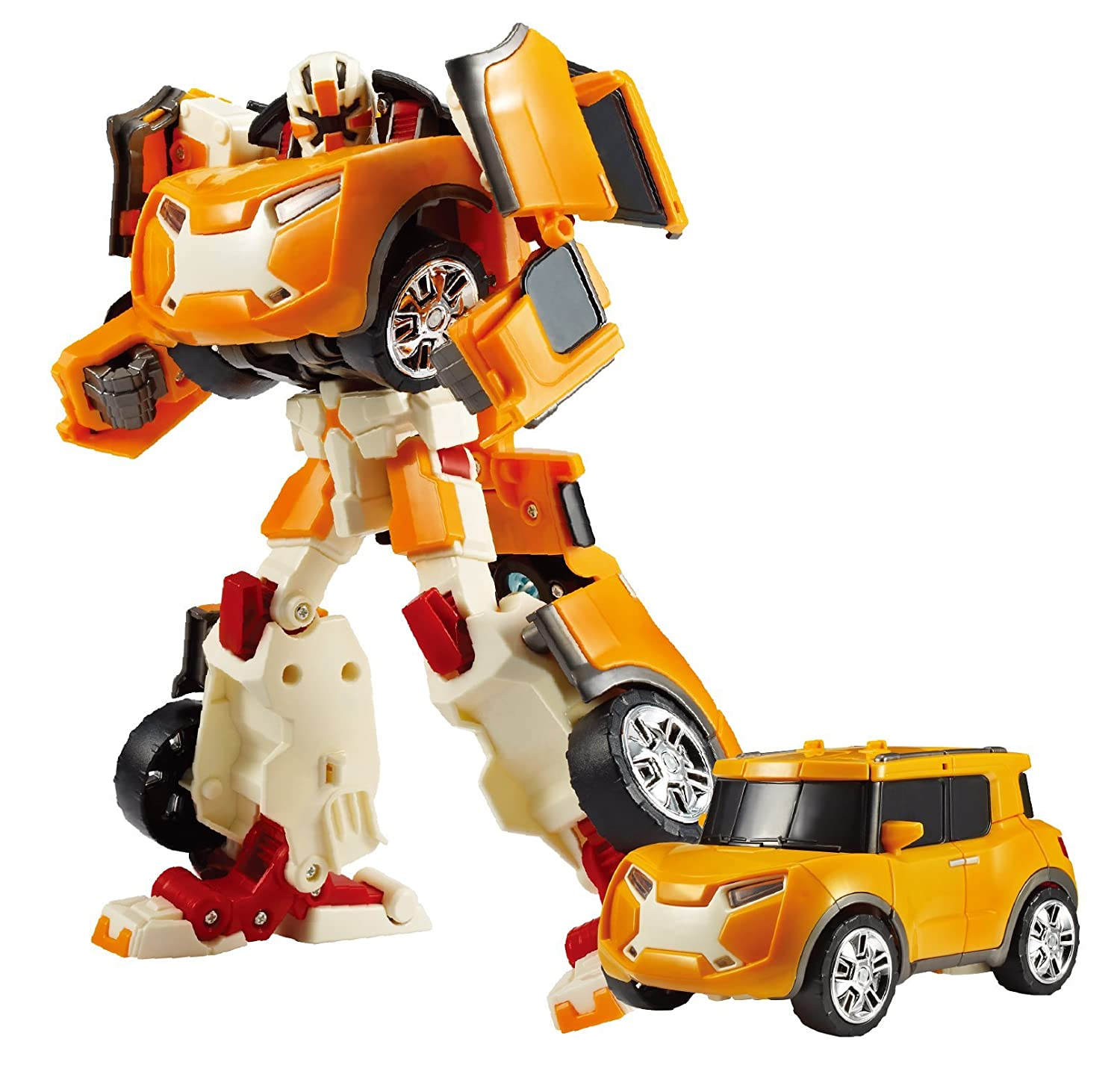 TOBOT Evolution X Transformer-koreanische Animation Roboter Charakter