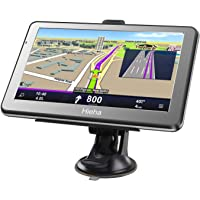 Hieha 7 Inches Navigation System for Car Truck RV Vehicles with Pre-Loaded US/CA/MX Maps, 8GB… photo