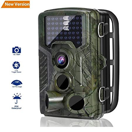 Review Wildlife Camera, LESHP Trail