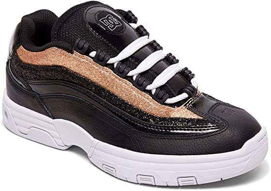 DC Shoes Legacy Lite Womens Leather