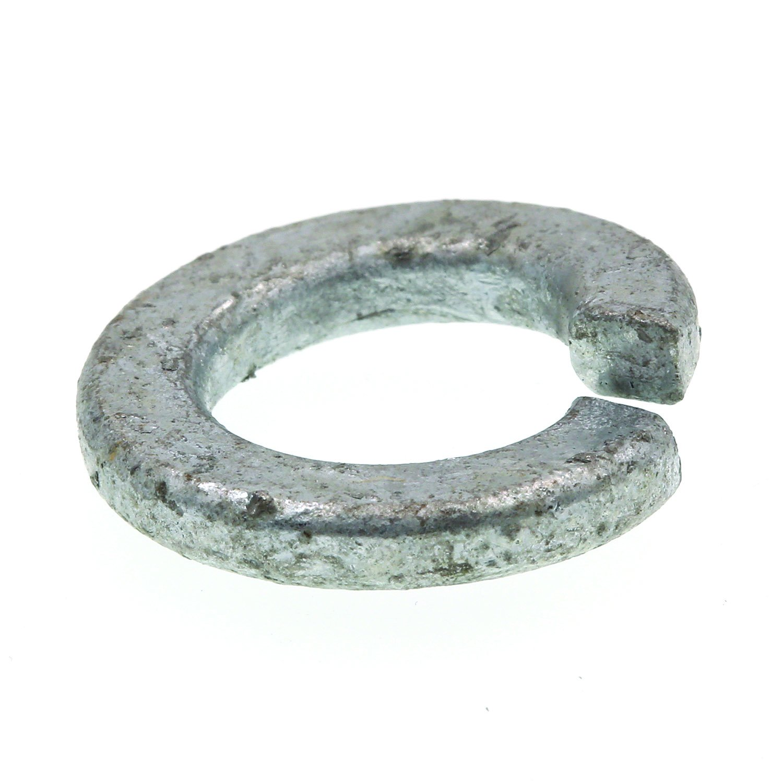 1//2 in. Hot Dip Galvanized Steel 25-Pack Prime-Line 9082381 Medium Split Lock Washers