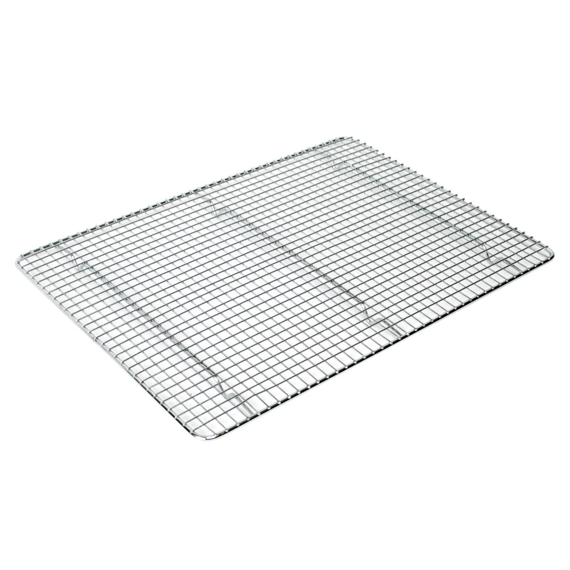 Excellante Icing/Cooling Rack With Built-In Feet, Chrome, 16.13 X 23.75 Inch